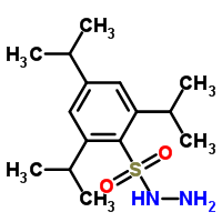 structure of TPSH CAS 39085-59-1