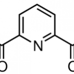structure of 2,6-Pyridinedicarboxylic acid CAS 499-83-2