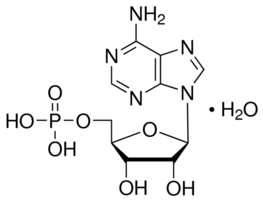 structure of Adenosine 5'-monophosphate CAS 61-19-8