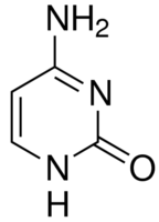 structure of Cytosine CAS 71-30-7
