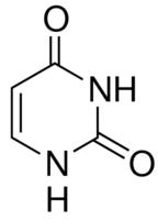 structure of Uracil CAS 66-22-8