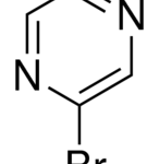 structure-of-2-Bromopyrazine-CAS-88491-61-6