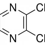 structure of 2,3-Dichloropyrazine CAS 4858-85-9