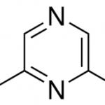 structure of 2,6-Dichloropyrazine CAS 4774-14-5