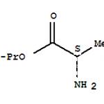 structure of H-ALA-OIPR HCL CAS 39825-33-7