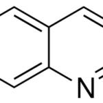 Structure of Quinoline CAS 91-22-5