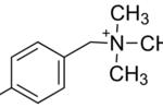 Structure of Vinylbenzyl trimethylammonium chloride CAS 26616-35-3