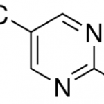 Structure of 2-Chloro-5-(trifluoromethyl)pyrimidine CAS 69034-12-4