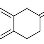 Structure of β-Tetralone CAS 530-93-8