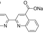 Structure of 2,2'-Biquinoline-4,4-dicarboxylic acid disodium salt CAS 979-88-4