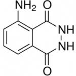 Structure of Luminol CAS 521-31-3