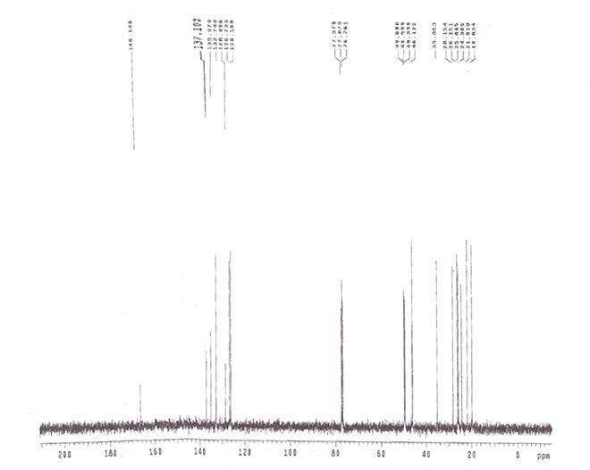 Palonosetron Hydrochloride CAS 135729-62-3 CNMR
