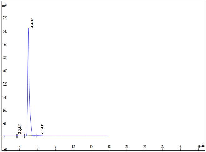 2-Cyano-3-fluoropyridine CAS 97509-75-6 HPLC