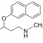 Structure of Duloxetine hydrochloride CAS 136434-34-9