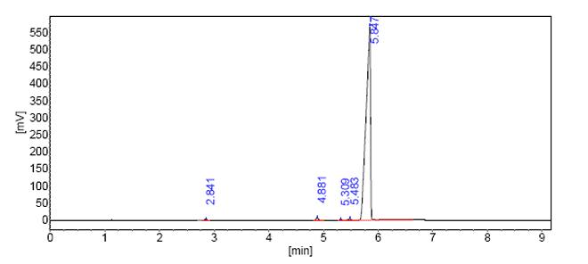 T-butyl-3-oxocyclobutanecarboxylate CAS 145549-76-4 GC