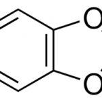 Structure of 1,3-Benzodioxole CAS 274-09-9