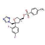 Structure of Posaconazole InterMediates A CAS 149809-43-8