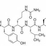 Structure of Cetrorelix Acetate CAS 120287-85-6