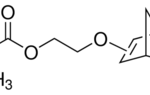 Structure of Dicyclopentenyloxyethyl Methacrylate CAS 68586-19-6