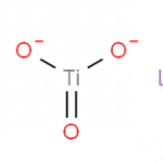 Structure of LITHIUM TITANATE (LTO) CAS 12031-82-2