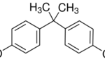 Structure of Bisphenol A diacetate CAS 10192-62-8