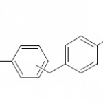 Structure of Difunctional phenyl ester epoxy curative CAS 1044794-71-7