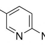 Structure of 2-Amino-5-chloropyridine CAS 1072-98-6