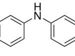 Structure of 4,4 Dimetyl Diphenylamine CAS 620-93-9