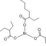 Structure of Bismuth Octoate CAS 67874-71-9