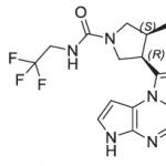 Structure of Upadacitinib CAS 1310726-60-3