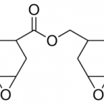 Structure of 3,4-Epoxycyclohexylmethyl 3,4-epoxycyclohexanecarboxylate CAS 2386-87-0