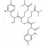 Structure of Sulbutiamine CAS 3286-46-2