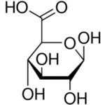 Structure of D-Glucuronic acid CAS 6556-12-3(70021-34-0)
