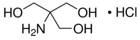 Structure of 2-Amino-2-(hydroxymethyl)-1,3-propanediol hydrochloride CAS 1185-53-1