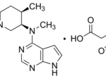 Structure of Tofacitinib citrate CAS 540737-29-9