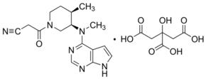 Structure of Tofacitinib citrate CAS 540737-29-9