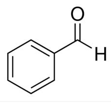 Structure of Benzaldehyde CAS 100-52-7