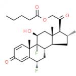 Structure-of-Diflucortolone-valerate-CAS-59198-70-8