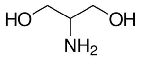 Structure of Serinol CAS 534-03-2