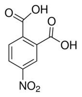 Structure of 4-Nitrophthalic acid CAS 610-27-5