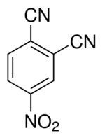 Structure of 4-Nitrophthalonitrile CAS 31643-49-9