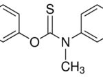 Structure of Tolnaftate CAS 2398-96-1