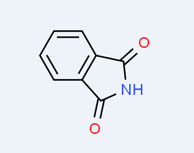 Structure of o-phthalimide CAS 85-41-6