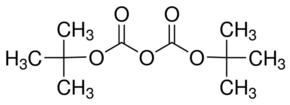 Structure of Di-tert-butyl dicarbonate CAS 24424-99-5