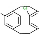 Structure of Dichloro-[2,2]-paracyclophane CAS 28804-46-8
