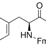 Structure of Fmoc-Phe-OH CAS 35661-40-6