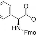 Structure of Fmoc-Phg-OH CAS 102410-65-1