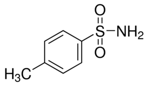 Structure of PTSA CAS 70-55-3
