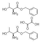 Structure of Thr–OBzl•Hemioxalate CAS 86088-59-7