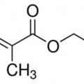 Structure of Glycidyl methacrylate CAS 106-91-2